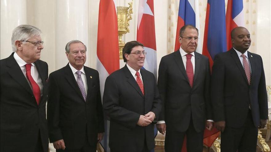 Rusia y la CELAC acuerdan establecer un mecanismo de consultas políticas