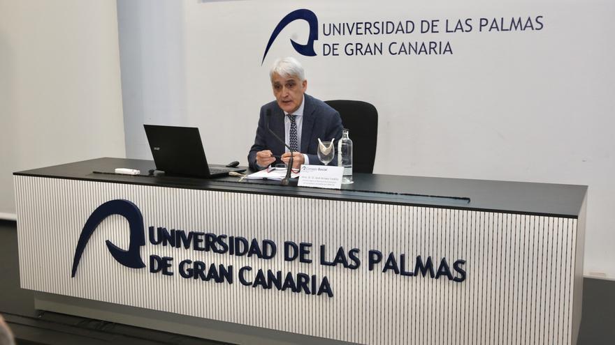 El director de la Agencia Nacional de Evaluación de la Calidad y Acreditación (ANECA), José Arnáez.