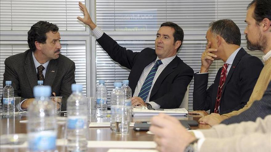 Antonio Garamendi propone un modelo de CEOE más transparente y participativo