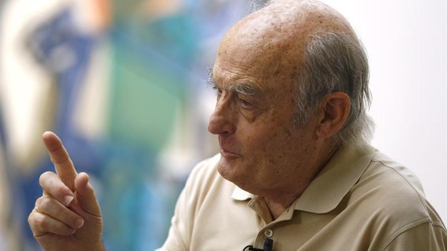 """Luis Gordillo: """"Cada mañana me pregunto si la pintura ha muerto"""""""