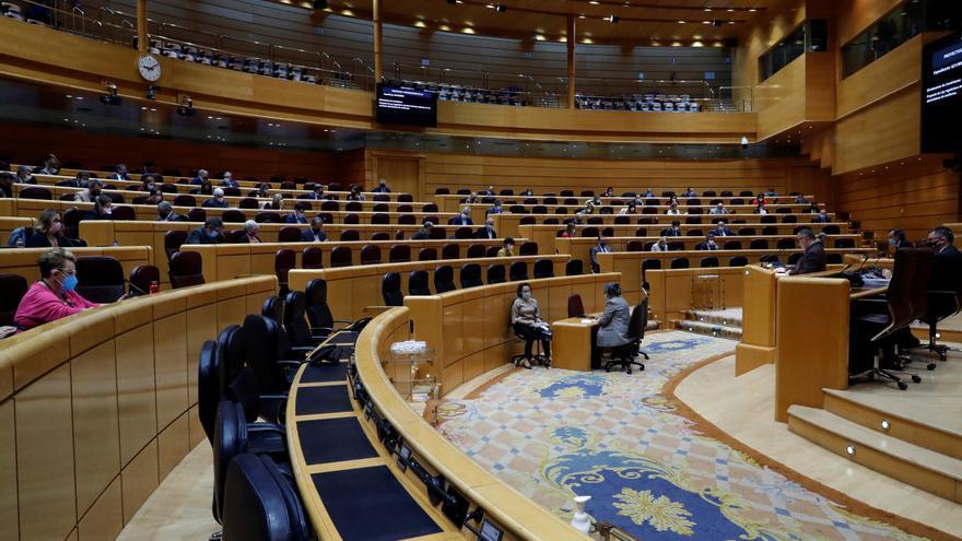 El Senado acoge las obras editadas por el Instituto de Estudios Humanísticos