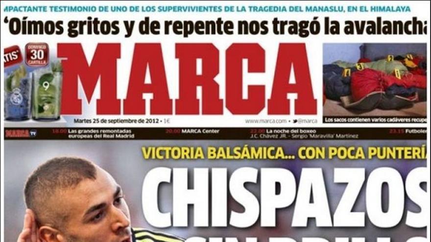 diario marca en españa