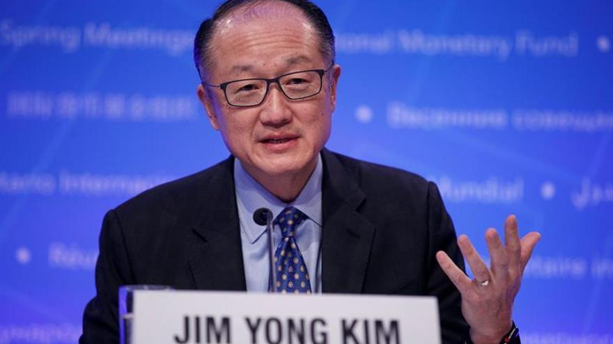 El presidente del Banco Mundial no acudirá a una reunión económica en Arabia Saudí