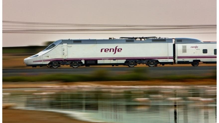 El número de viajeros de Santander a Madrid en trenes Alvia crece un 3,9% este verano