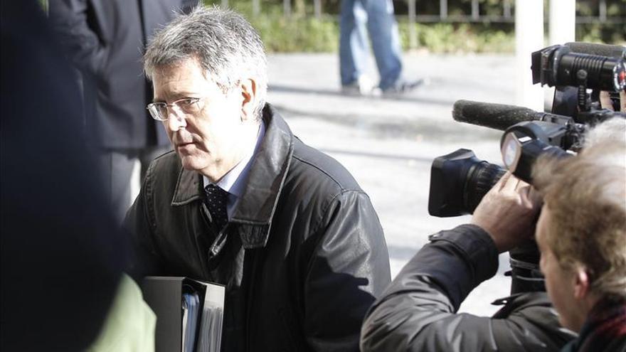 La Audiencia de Madrid confirma que se investigue a Monteagudo por falsedad