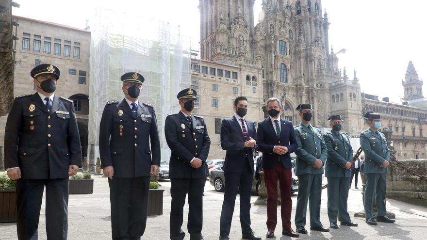 Más de 3.600 agentes policiales para vigilar el Camino de Santiago en verano