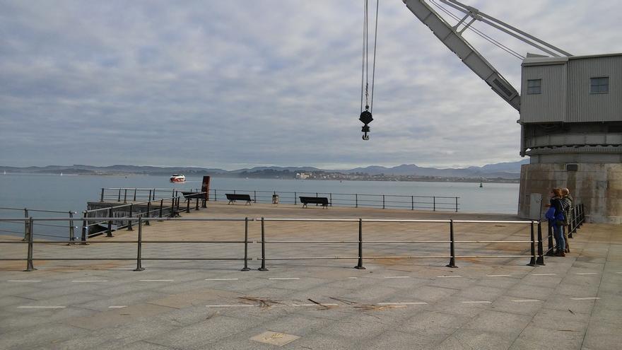 Santander y Puerto abordarán el lunes el proyecto de reparación del muelle de Maura