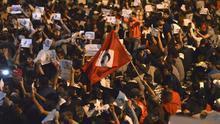 Tercer día consecutivo de protestas rifeñas para exigir a Marruecos la liberación de sus líderes