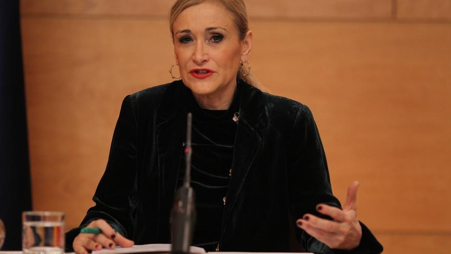 Cristina Cifuentes participará este lunes en los Desayunos Informativos de Europa Press
