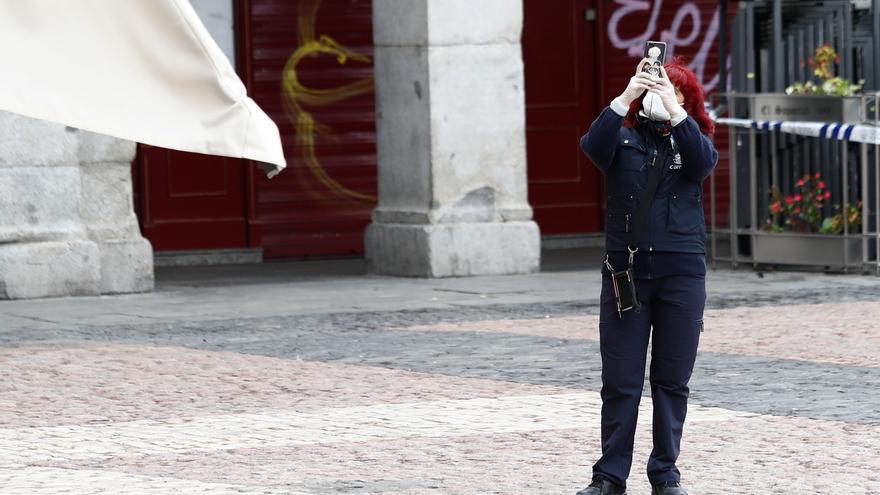 La movilidad se ha reducido hasta un 83% en Euskadi y un 92% en Bilbao durante el estado de alarma