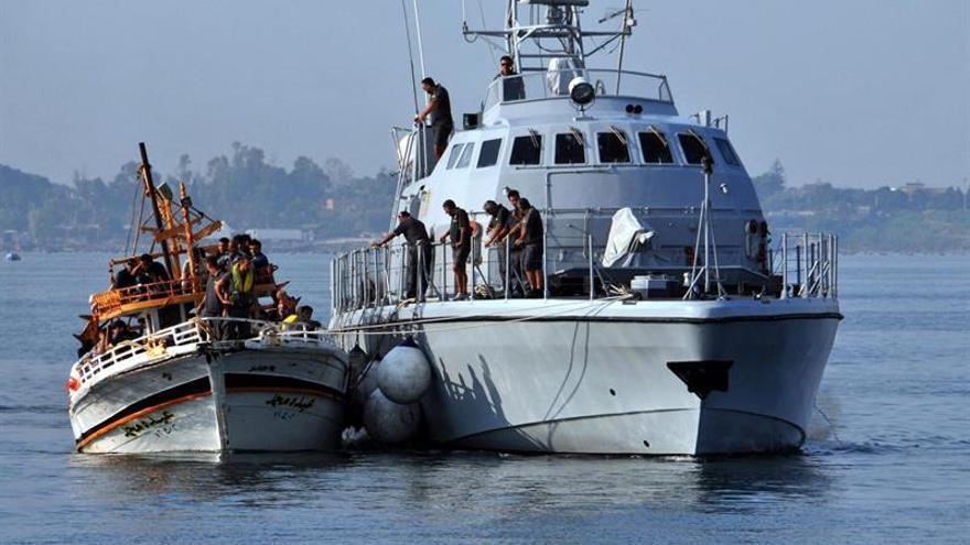 Los refugiados sirios vuelven a elegir el Canal de Sicilia para llegar a Europa