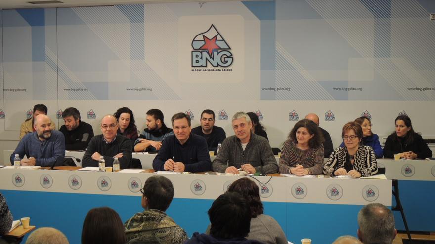 Consello Nacional del BNG, este sábado en Santiago