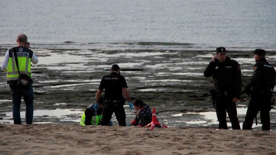 Cadáver aparecido en el Reducto | Diario de Lanzarote