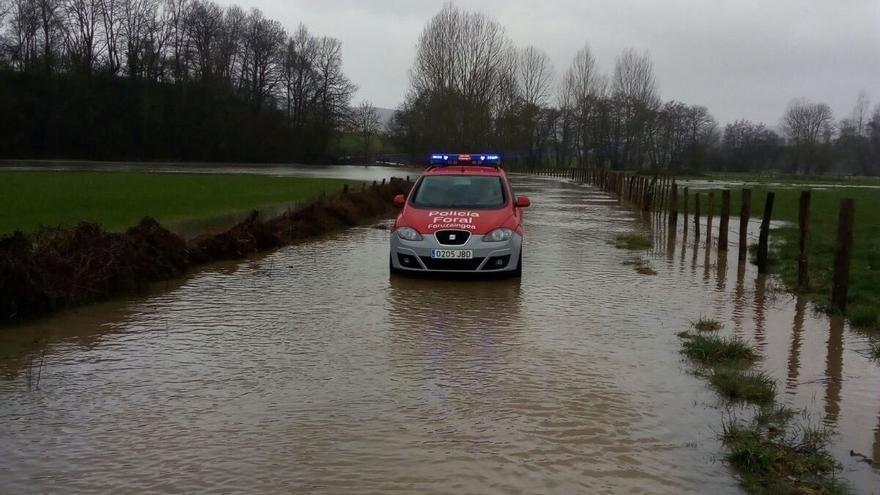 Protección Civil no prevé afecciones importantes como consecuencia de las crecidas de los ríos