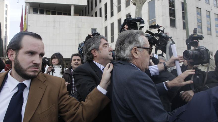 Blesa y Díaz Ferrán declararán hoy en la Audiencia Nacional por idear las preferentes de Caja Madrid