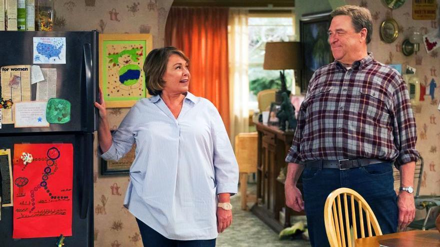 Roseanne se gana una nueva temporada tras volver como el mejor estreno del curso