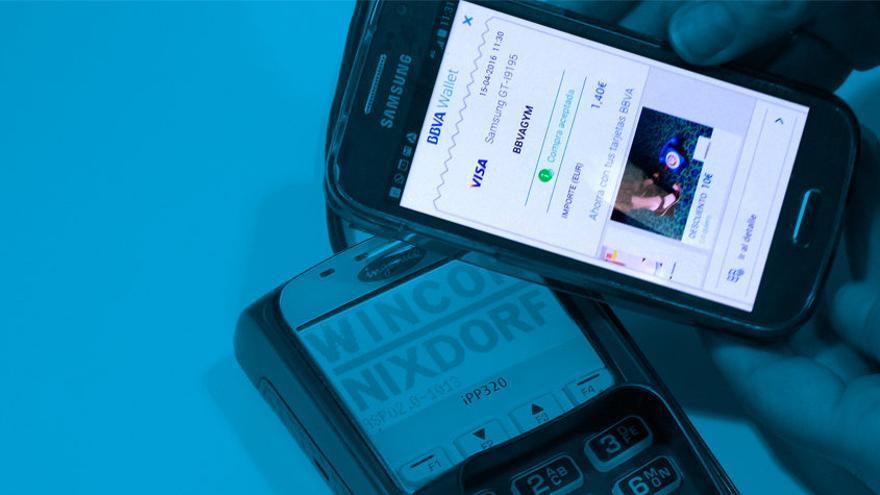 BBVA Wallet es la app bancaria más usada.