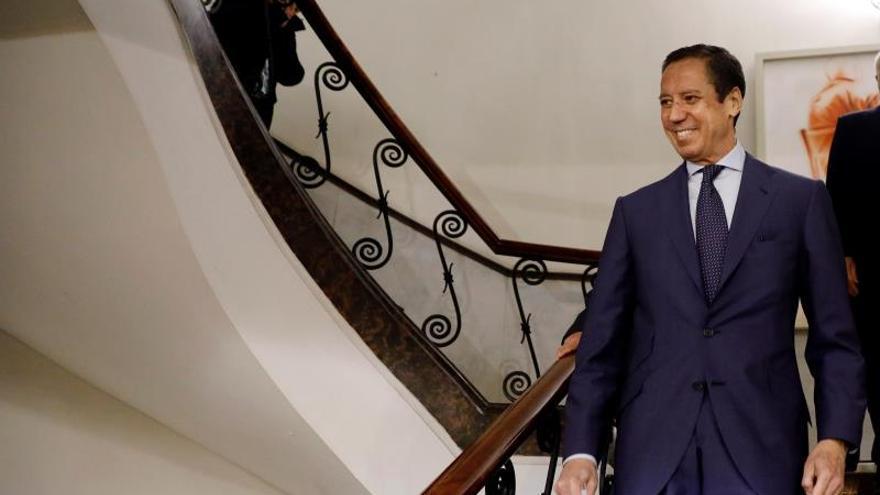 La fiscalía anticorrupción se opone a dejar en libertad a Eduardo Zaplana
