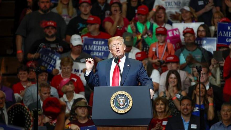 Trump asegura que los delitos en Alemania han subido el 10 % por la inmigración