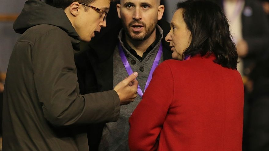 Bescansa resta importancia al reparto de puestos en Podemos pero querría seguir en la investigación sociológica