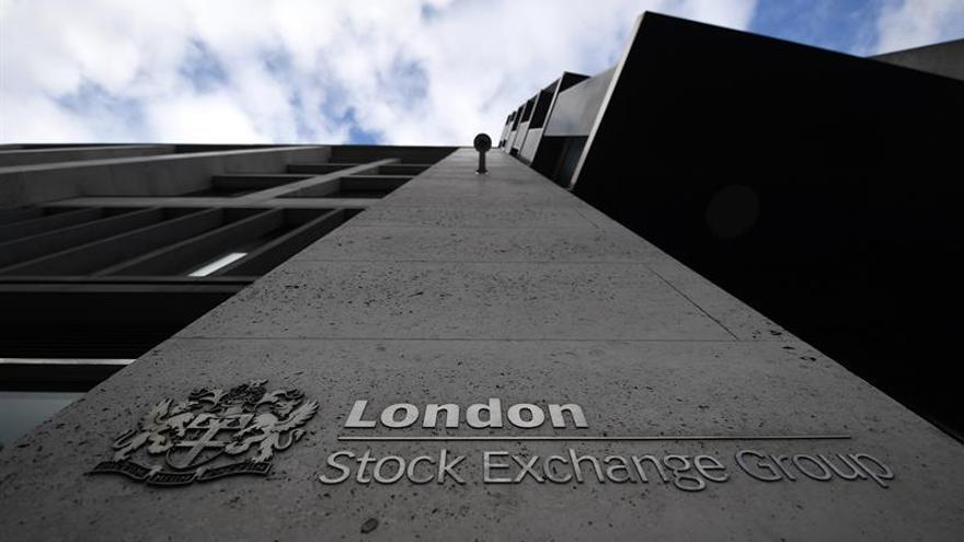 La Bolsa de Londres sube un 0,55 % en la apertura