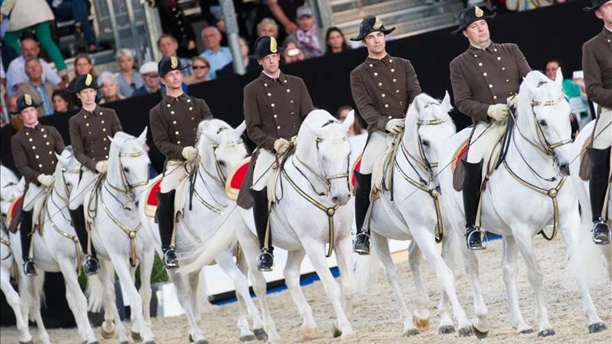 La Escuela Española de Equitación de Viena entra en el patrimonio inmaterial