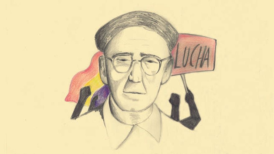 Bruno Alonso, el sindicalista que proclamó la República