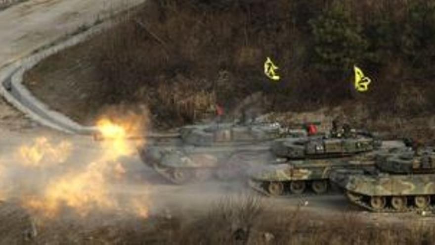 Prosigue la escalada de tensión de los últimos meses entre las dos Coreas. (EUROPA PRESS)
