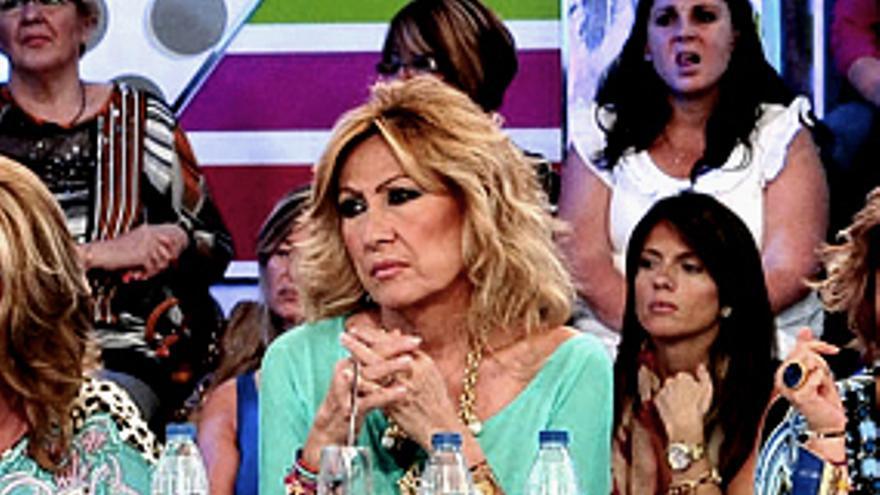 Autocensura en Telecinco por la última gran pelea en 'Sálvame'