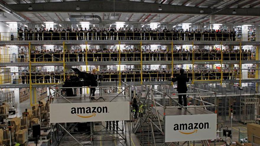 Amazon creará 500 nuevos puestos de trabajo en su sede de Dublín