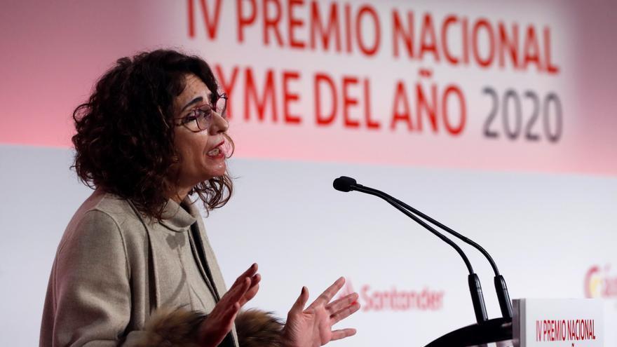 """Montero defiende que las instituciones públicas actúen con """"ejemplaridad"""""""