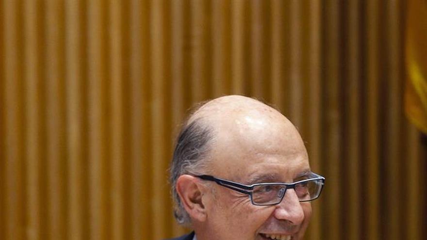 El PNV se abstendrá en la reprobación a Montoro por la amnistía fiscal