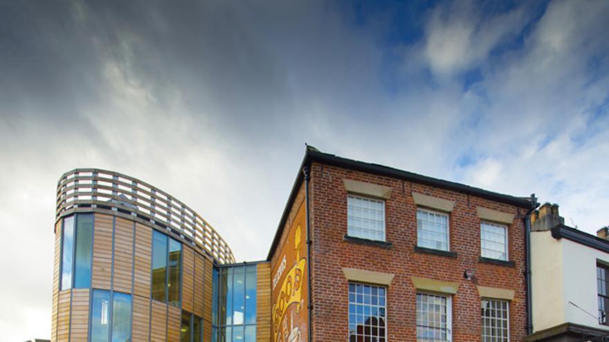 El museo-casa donde nació el movimiento cooperativo internacional. FOTOGRAFÍA: ROCHDALE MUSEUM