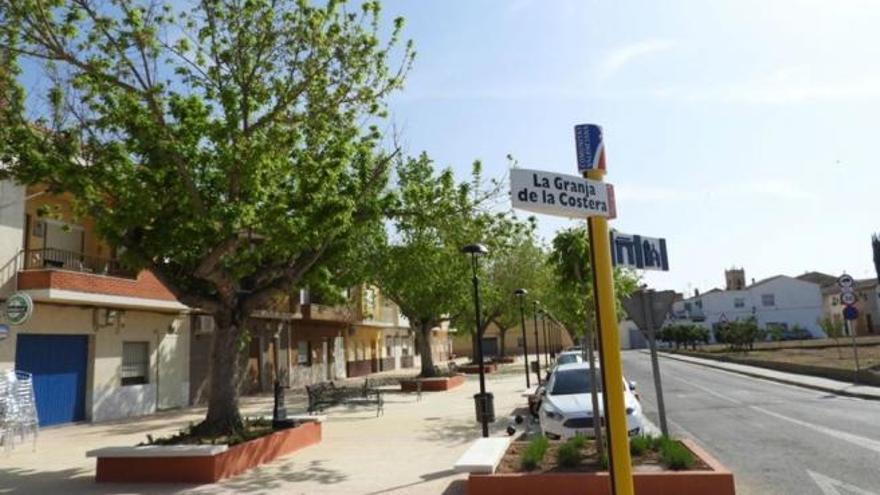 El municipio valenciano de La Granja de la Costera.