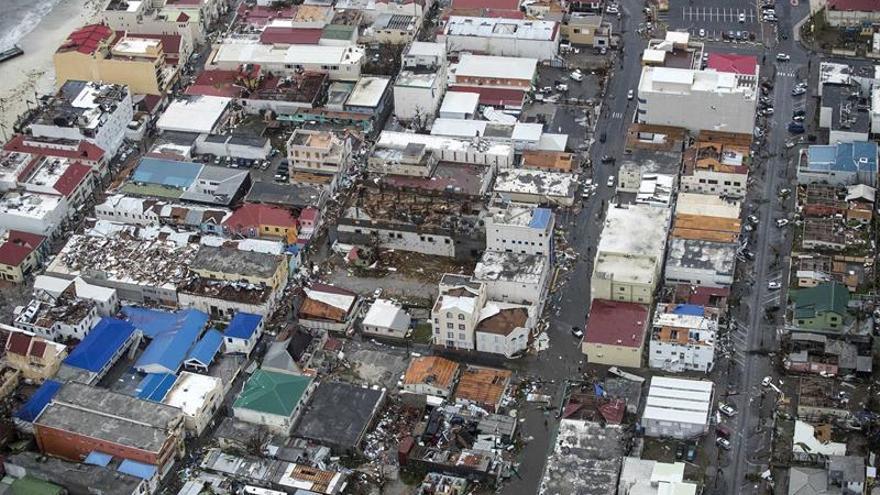 La Cruz Roja Americana ayuda a 100 personas de San Martín afectados por Irma