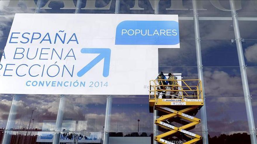 El PP abre hoy en Valladolid su convención nacional