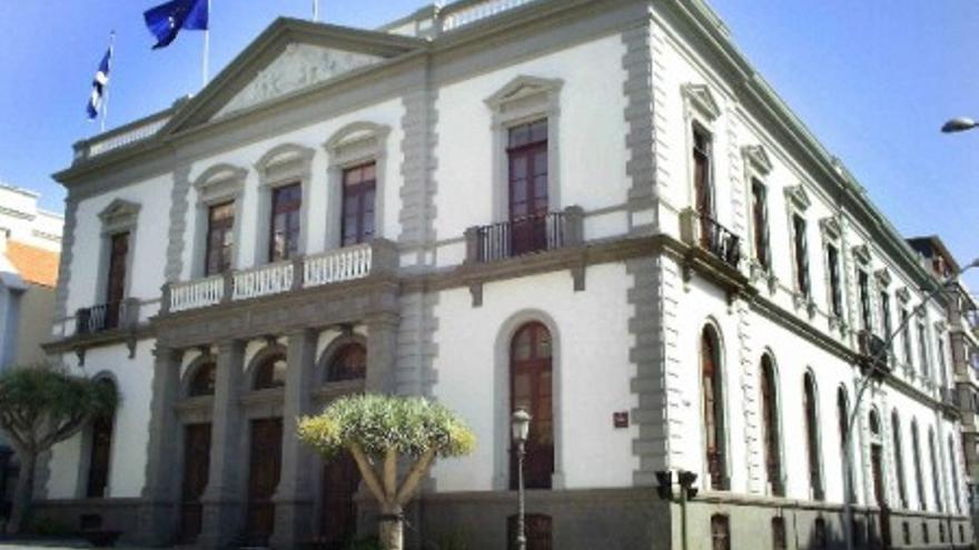 Sede del Ayuntamiento de Santa Cruz
