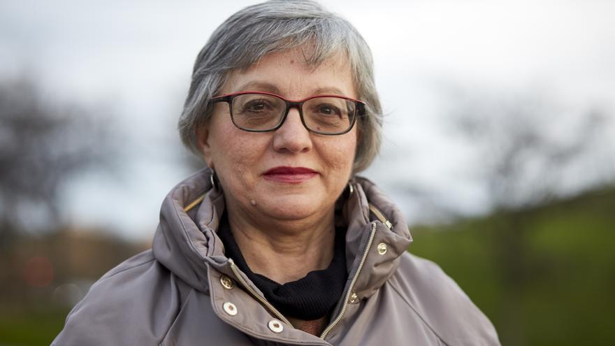 Rosa García tuvo que exiliarse tras la detención y torturas del agente