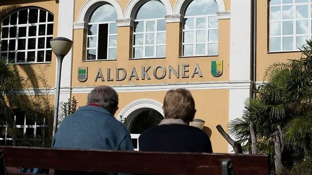 Residencia de ancianos Aldakonea, de Donostia