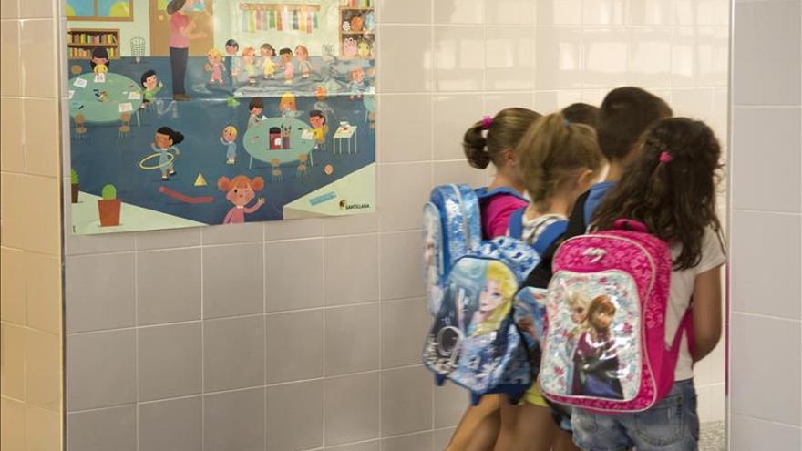 España, insatisfecha con su sistema educativo