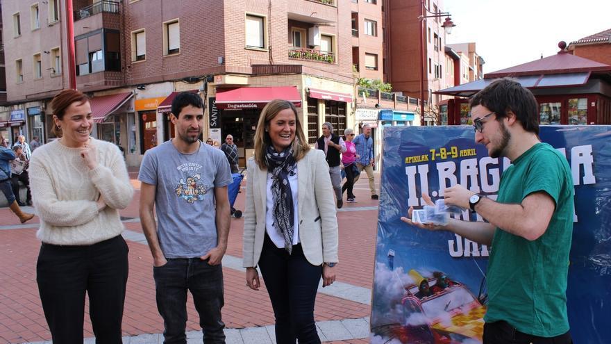 Barakaldo celebra la próxima semana la segunda edición del festival de teatro callejero de Bagatza