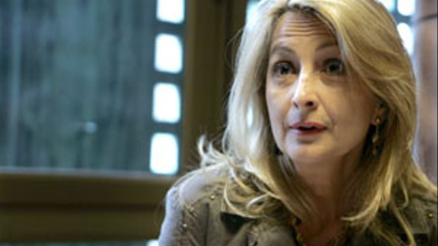 Australia Navarro, presidenta del PP grancanario. (CANARIAS AHORA)