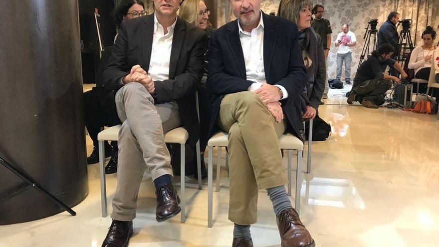 """PSC y Units per Avançar sellan una alianza """"por el 'seny' y el catalanismo"""""""