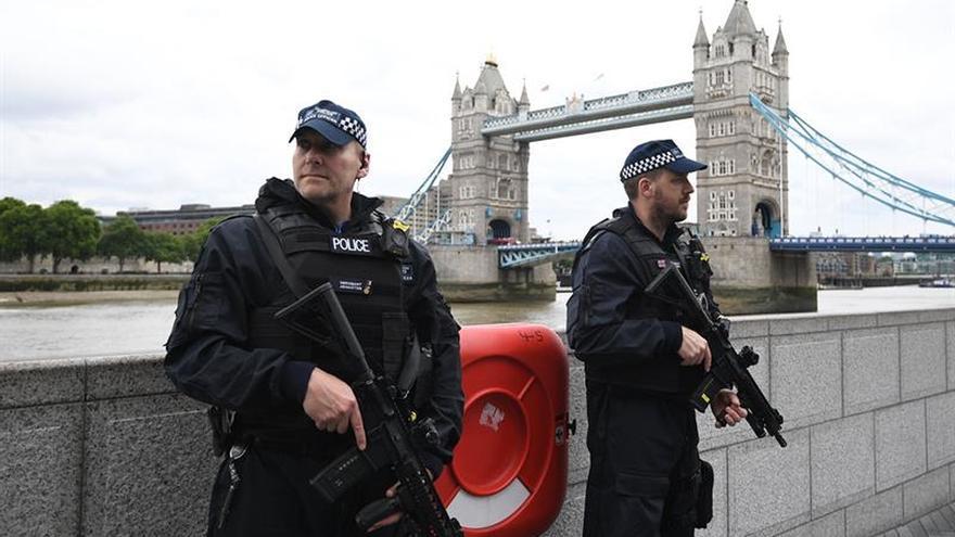 La cifra de detenciones por terrorismo en el R.Unido alcanza el récord de 400