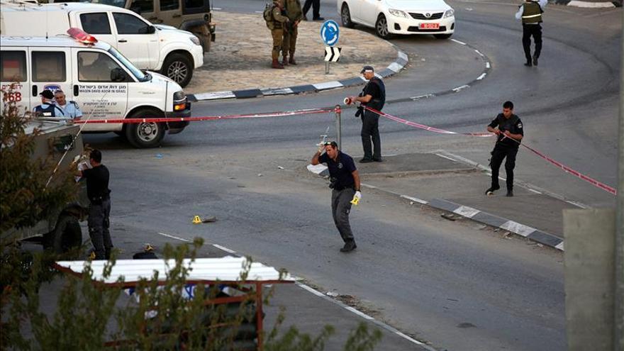 Muere un palestino en un intento de apuñalamiento en un puesto de control israelí
