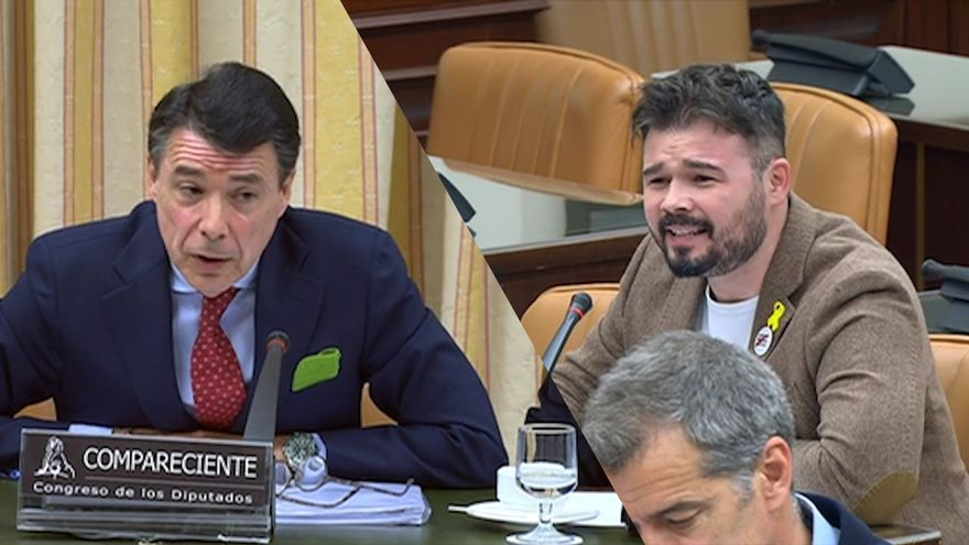 Rufián vs González
