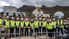 La ampliación de la depuradora de Adeje-Arona permitirá dar servicio a 320 agricultores más en la comarca sur