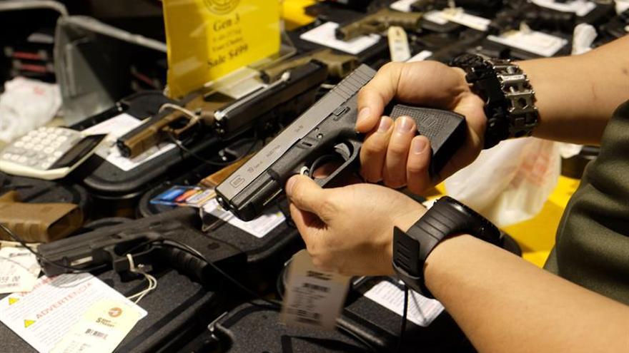 El Congreso de EE.UU. vuelve a permitir la compra de armas a enfermos mentales