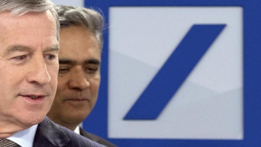 Deutsche Bank prevé que los litigios ocasionarán más costes en 2014