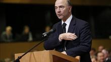 comisario europeo de Asuntos Económicos, Pierre Moscovici.